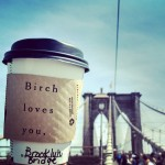 Dear Brooklyn Bridge, #BirchLovesYou